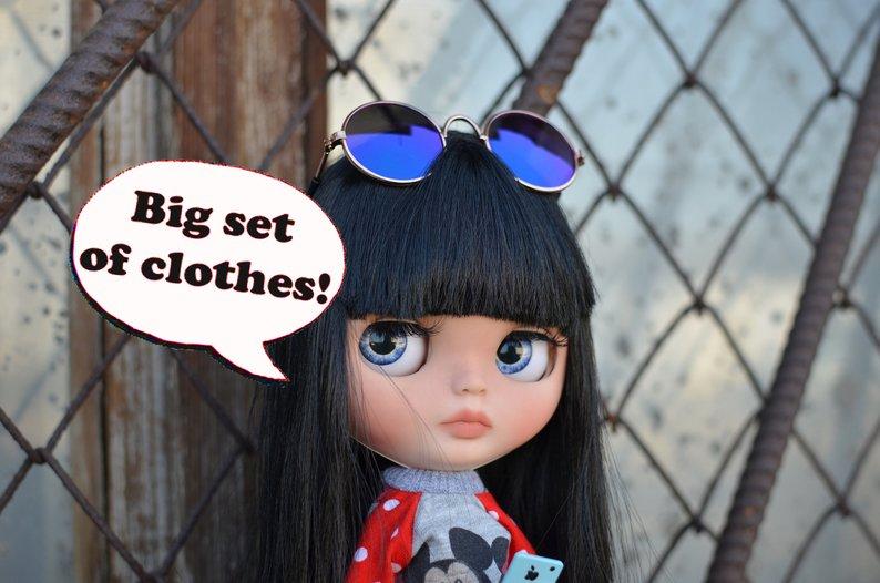 Melanie - Custom Blythe Doll One-Of-A-Kind OOAK Sold-out Custom Blythes