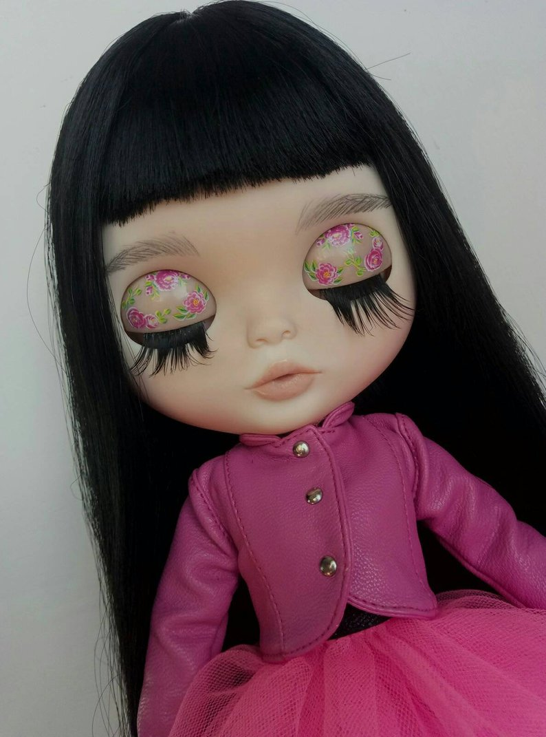 Frances - Custom Blythe Doll One-Of-A-Kind OOAK Sold-out Custom Blythes