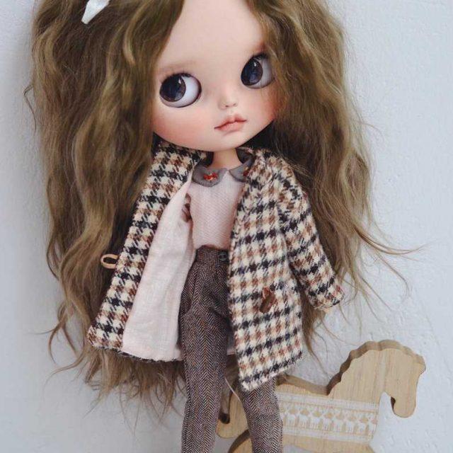 Aida – Custom Blythe Doll One-Of-A-Kind OOAK
