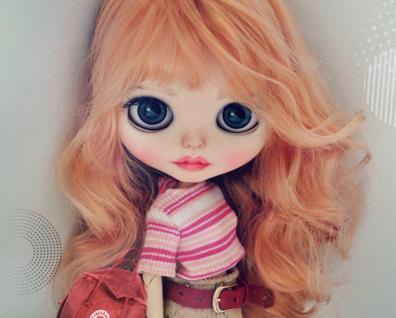 Wilda - Custom Blythe Doll One-Of-A-Kind OOAK Sold-out Custom Blythes