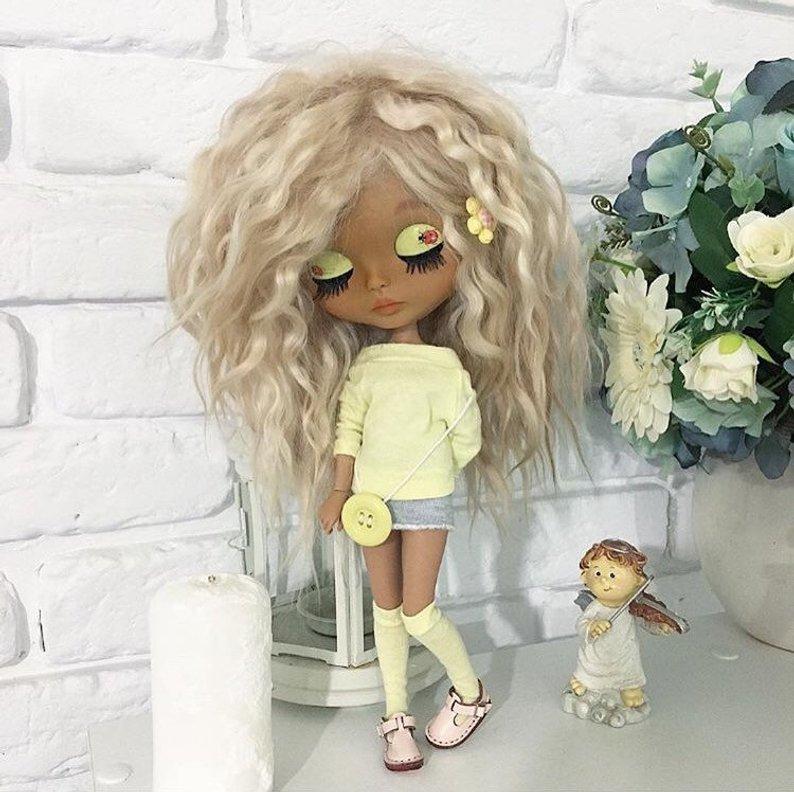 Gracelyn - Custom Blythe Doll One-Of-A-Kind OOAK Sold-out Custom Blythes