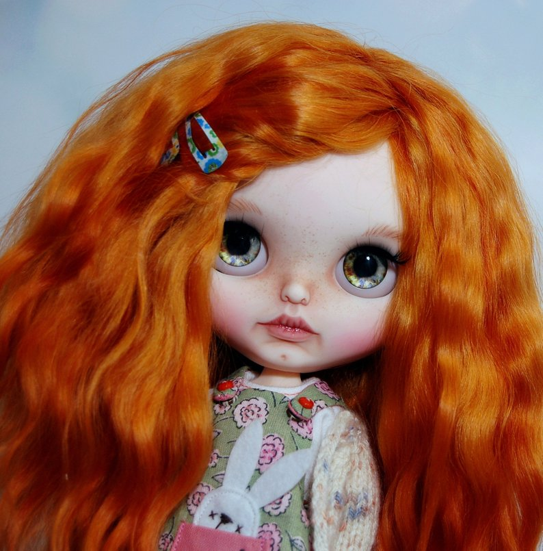 Holly - Custom Blythe Doll One-Of-A-Kind OOAK Sold-out Custom Blythes