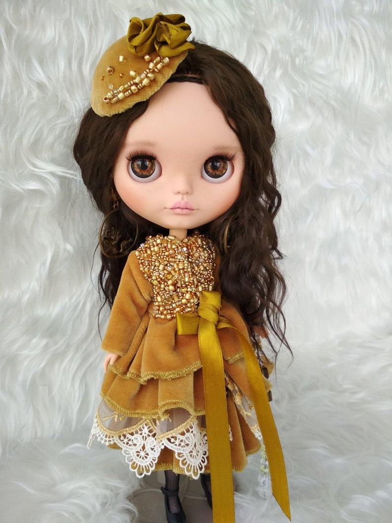 Ann - Custom Blythe Doll One-Of-A-Kind OOAK Sold-out Custom Blythes