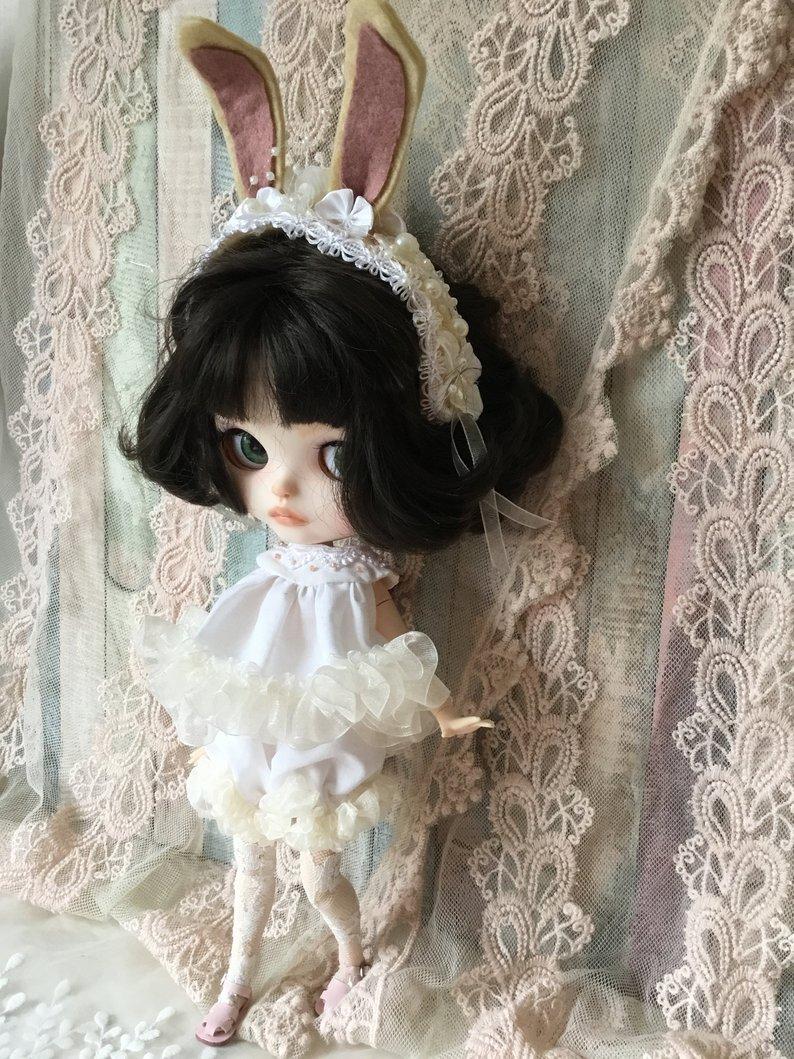 Camellia - Custom Blythe Doll One-Of-A-Kind OOAK Sold-out Custom Blythes