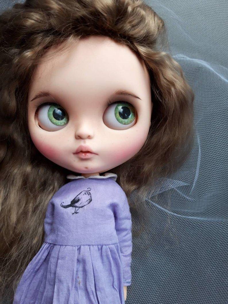 Irish - Custom Blythe Doll One-Of-A-Kind OOAK Sold-out Custom Blythes