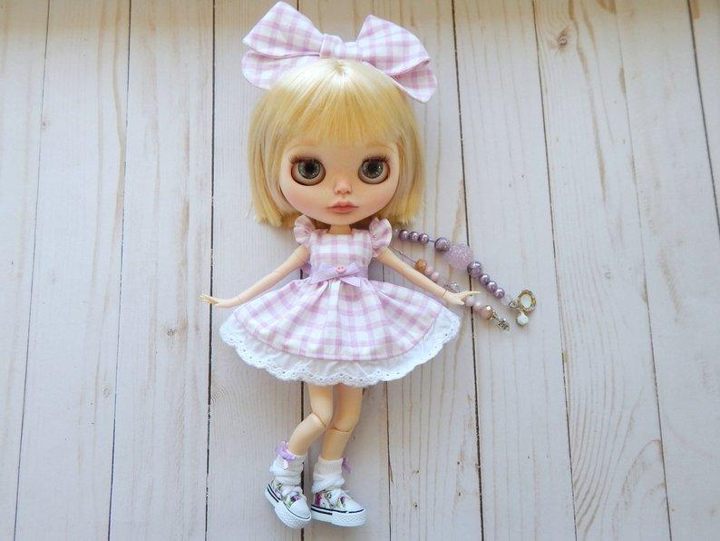 Haley - Custom Blythe Doll One-Of-A-Kind OOAK Sold-out Custom Blythes