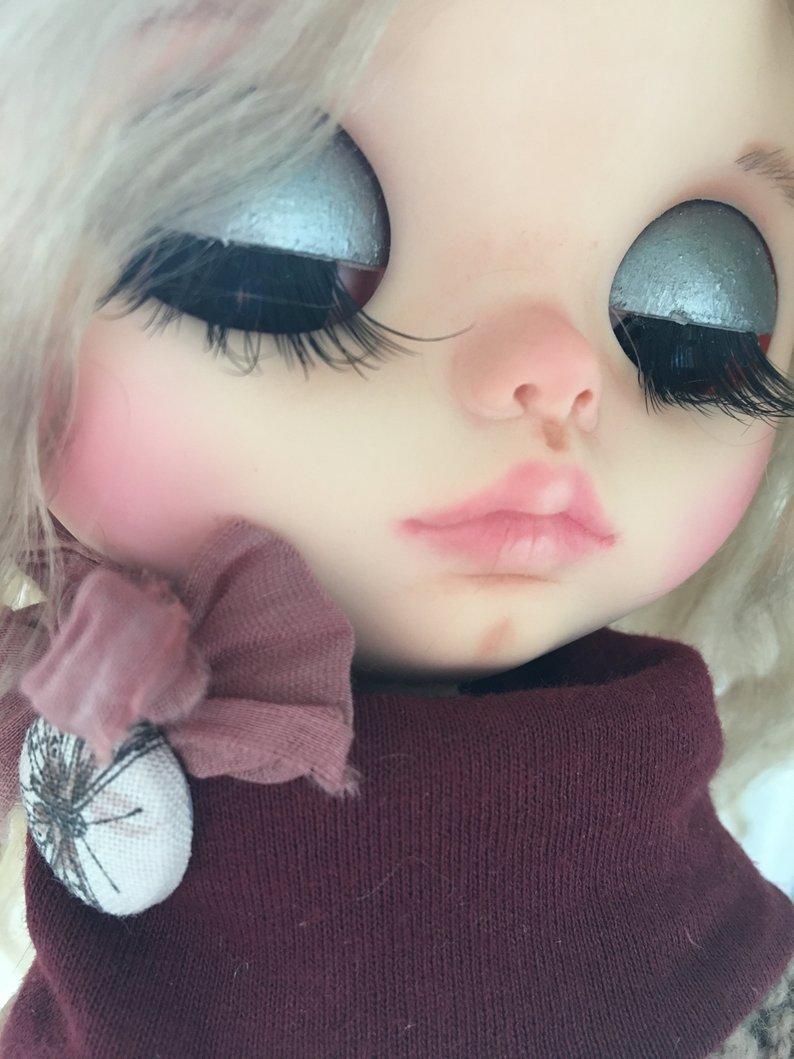 Lilyana - Custom Blythe Doll One-Of-A-Kind OOAK Sold-out Custom Blythes