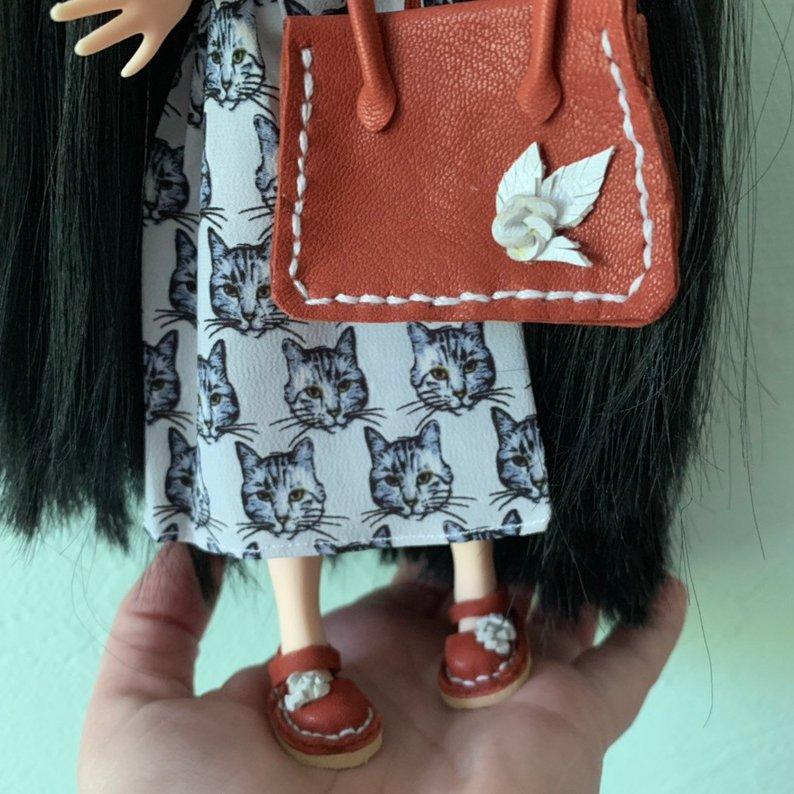 Loretta - Custom Blythe Doll One-Of-A-Kind OOAK Sold-out Custom Blythes