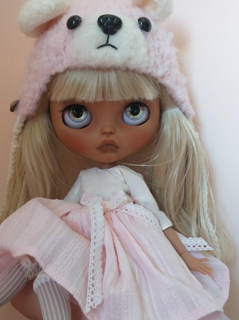 Arlyne - Custom Blythe Doll One-Of-A-Kind OOAK Sold-out Custom Blythes