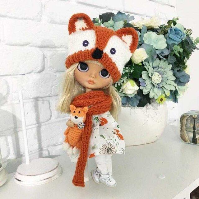 Gisselle – Custom Blythe Doll One-Of-A-Kind OOAK