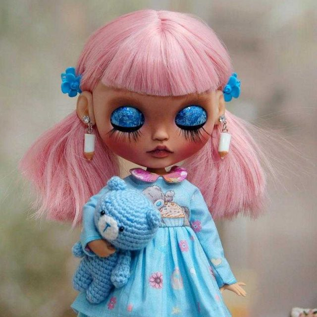 Ridah – Custom Blythe Doll One-Of-A-Kind OOAK