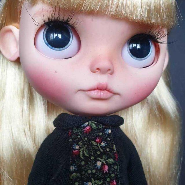 Sunny – Custom Blythe Doll One-Of-A-Kind OOAK
