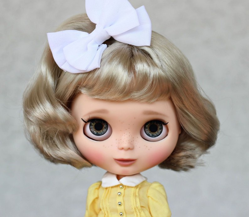 Michele - Custom Blythe Doll One-Of-A-Kind OOAK Sold-out Custom Blythes