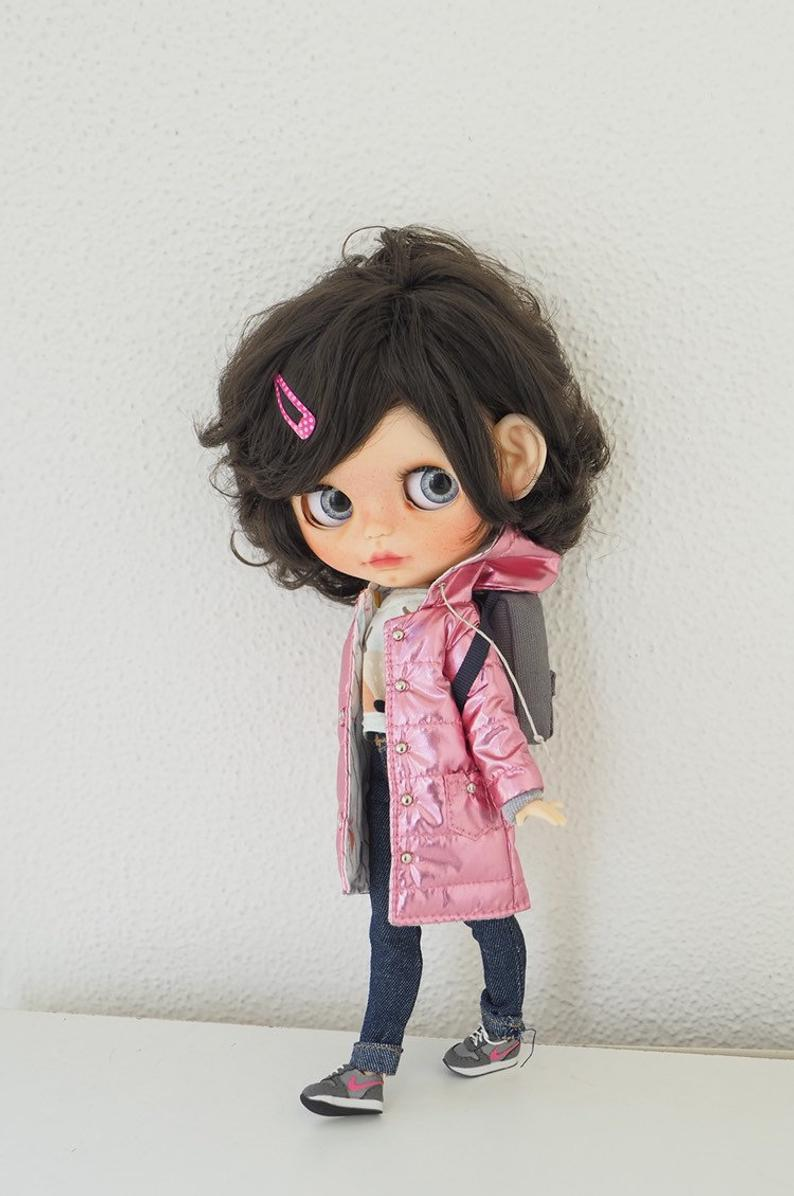Rebeca - Custom Blythe Doll One-Of-A-Kind OOAK Sold-out Custom Blythes