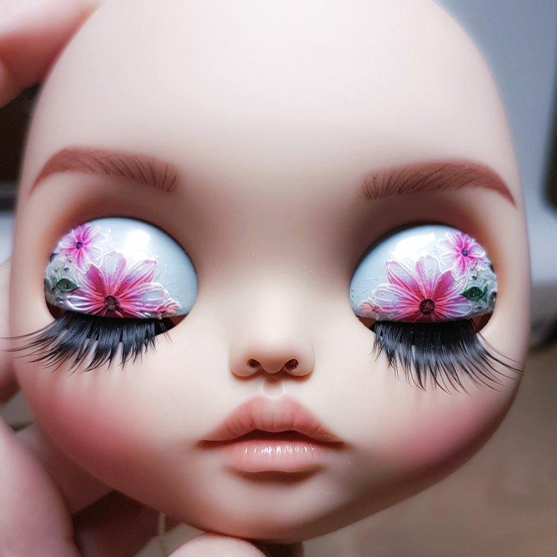Sofia - Custom Blythe Doll One-Of-A-Kind OOAK Sold-out Custom Blythes