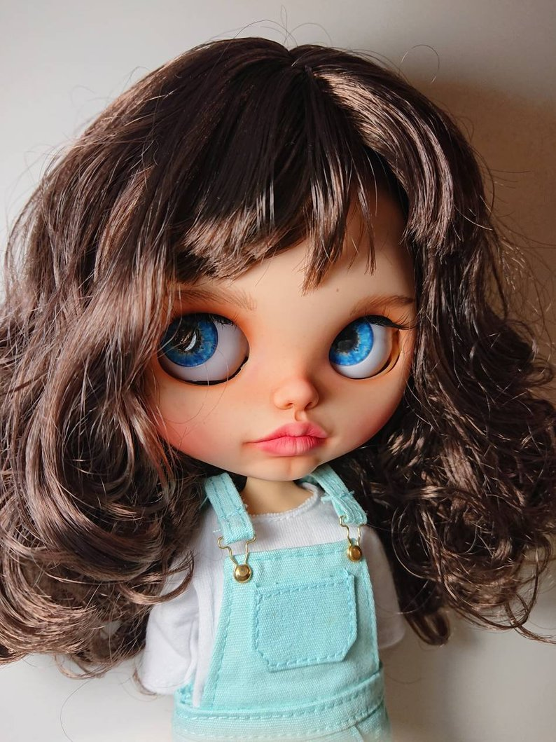 Rori - Custom Blythe Doll One-Of-A-Kind OOAK Sold-out Custom Blythes