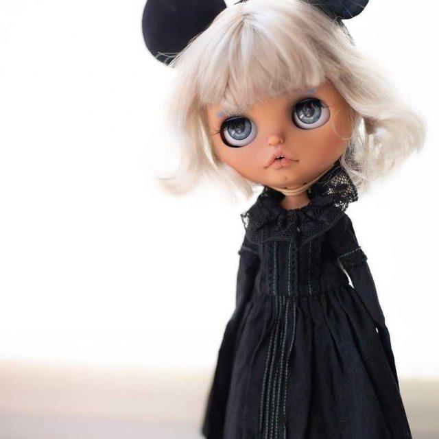 Esperanza – Custom Blythe Doll One-Of-A-Kind OOAK