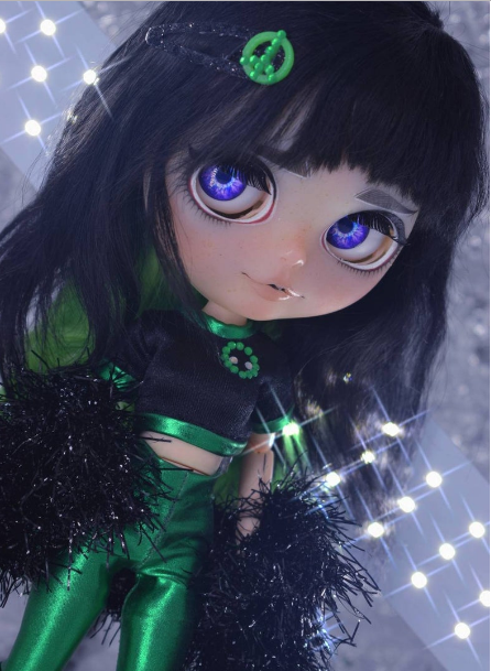 Mable – Custom Blythe Doll One-Of-A-Kind OOAK
