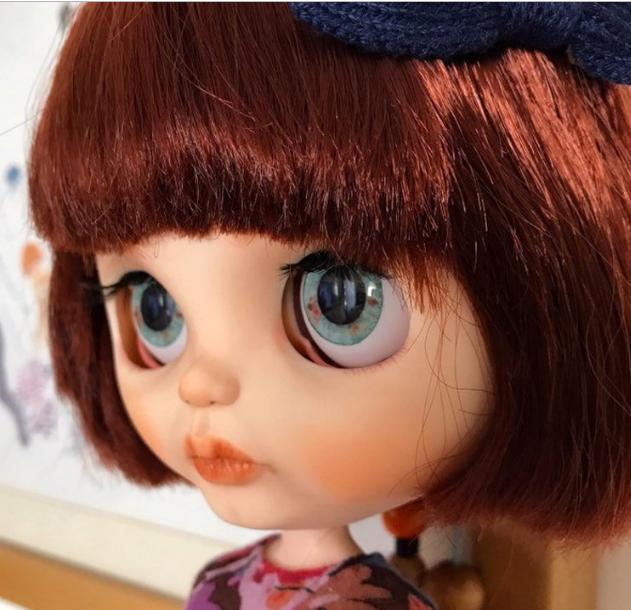 Roxanne - Custom Blythe Doll One-Of-A-Kind OOAK Sold-out Custom Blythes