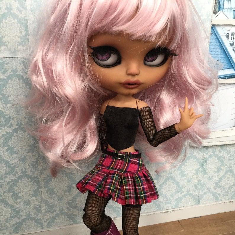 Lana - Custom Blythe Doll One-Of-A-Kind OOAK Sold-out Custom Blythes
