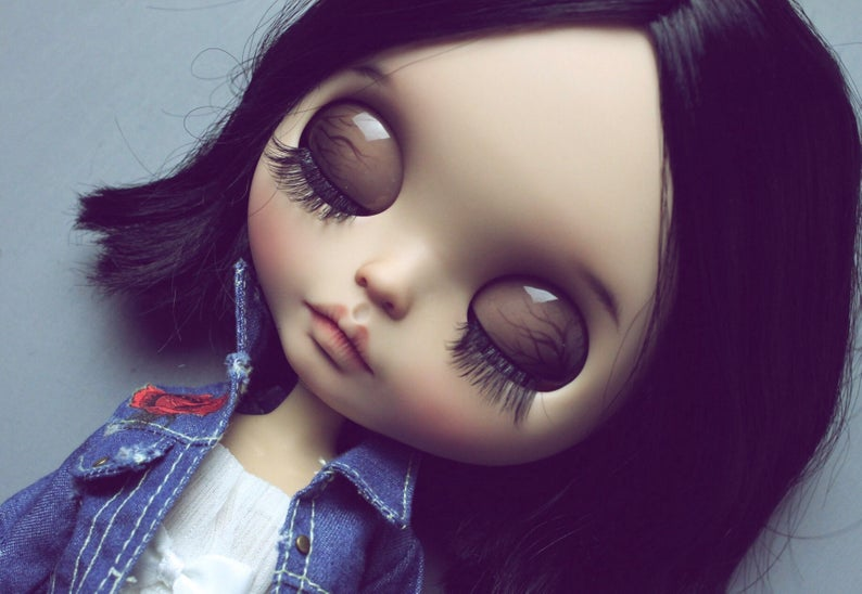 Stacey - Custom Blythe Doll One-Of-A-Kind OOAK Sold-out Custom Blythes