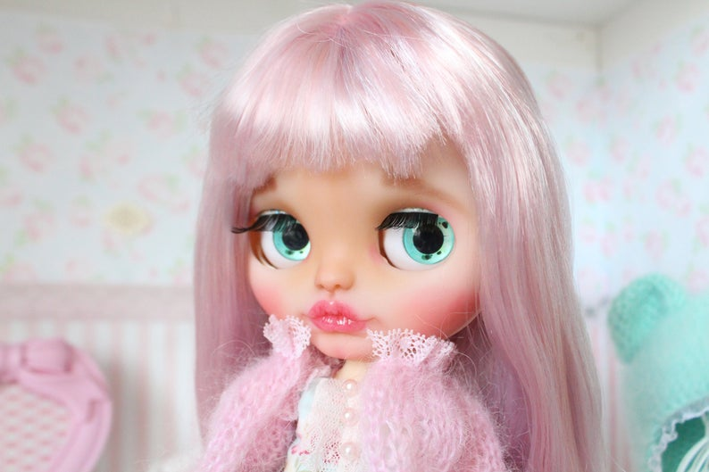 Lylya - Custom Blythe Doll One-Of-A-Kind OOAK Sold-out Custom Blythes