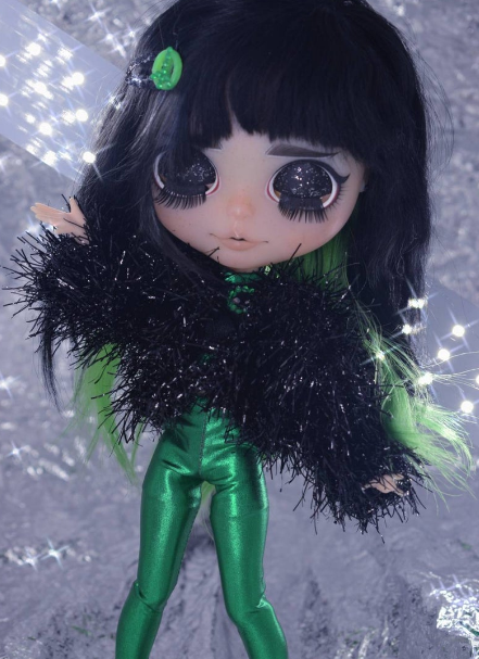 Mable – Custom Blythe Doll OOAK