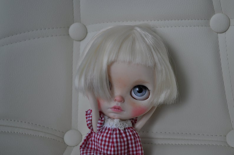 Masha - Custom Blythe Doll One-Of-A-Kind OOAK Sold-out Custom Blythes