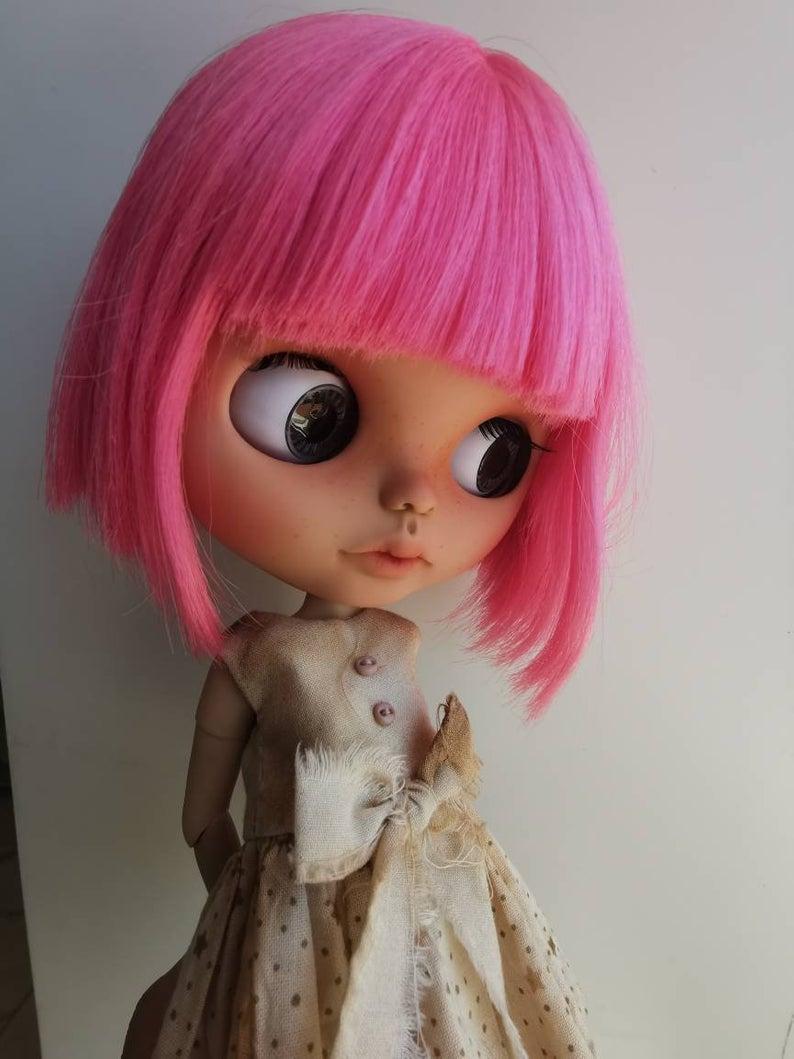 Minnie - Custom Blythe Doll One-Of-A-Kind OOAK Sold-out Custom Blythes