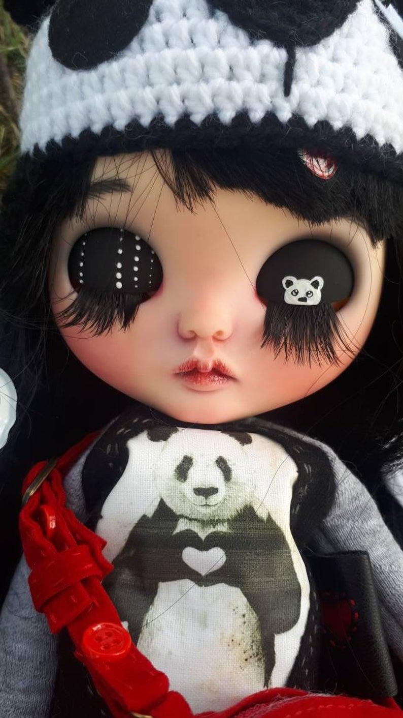 Tara - Custom Blythe Doll One-Of-A-Kind OOAK Sold-out Custom Blythes