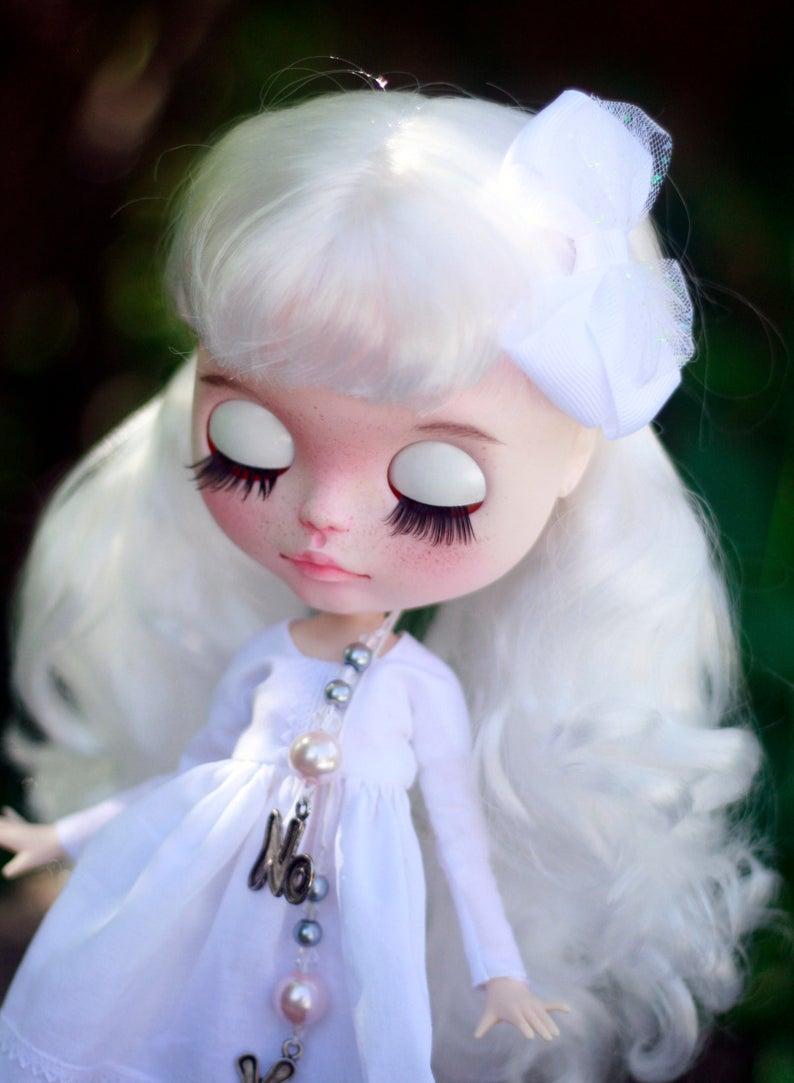 Sally - Custom Blythe Doll One-Of-A-Kind OOAK Sold-out Custom Blythes