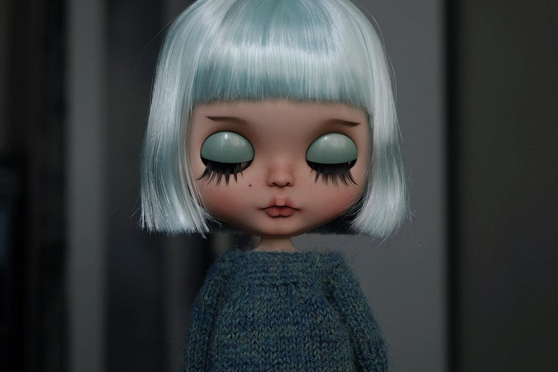 Heather - Custom Blythe Doll One-Of-A-Kind OOAK Sold-out Custom Blythes