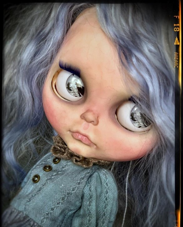 Susie - Custom Blythe Doll One-Of-A-Kind OOAK Sold-out Custom Blythes