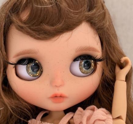 Olivia - Custom Blythe Doll One-Of-A-Kind OOAK Sold-out Custom Blythes