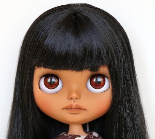 Scarlett - Custom Blythe Doll One-Of-A-Kind OOAK Sold-out Custom Blythes