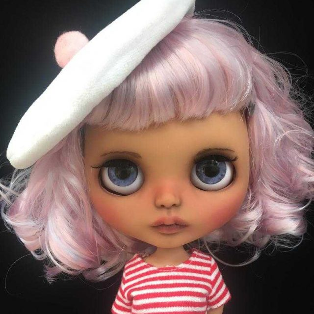 Victoria – Custom Blythe Doll One-Of-A-Kind OOAK
