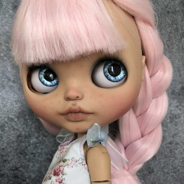 Antoinette – Custom Blythe Doll One-Of-A-Kind OOAK