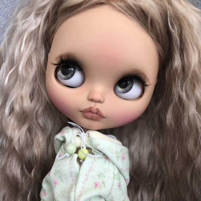Netty – Custom Blythe Doll One-Of-A-Kind OOAK