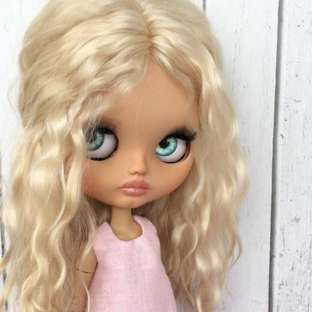 Toy – Custom Blythe Doll One-Of-A-Kind OOAK