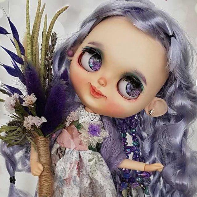 Starling – Custom Blythe Doll One-Of-A-Kind OOAK
