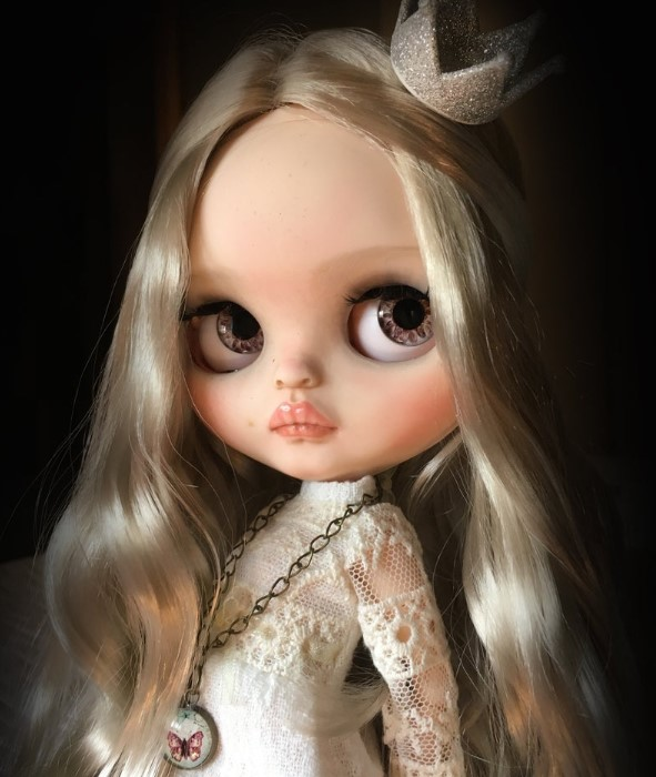 Arabelle - Custom Blythe Doll One-Of-A-Kind OOAK Sold-out Custom Blythes