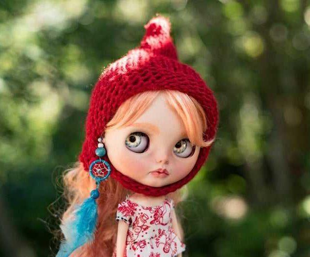 Arlene - Custom Blythe Lutka-jedna-od-vrste OOAK