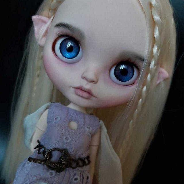 Ashley - Custom Blythe Lutka-jedna-od-vrste OOAK