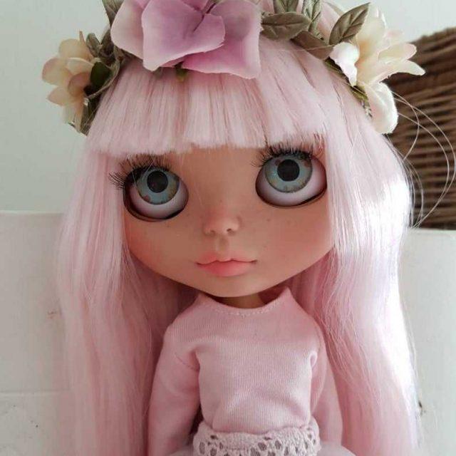 Fay – Custom Blythe Doll One-Of-A-Kind OOAK