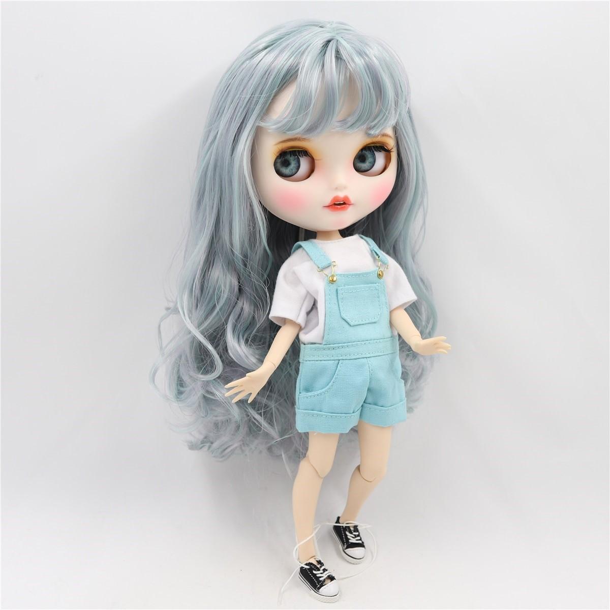 Liza - Premium Custom Blythe Doll with Clothes Smiling Face Premium Blythe Dolls 🆕 Smiling Face