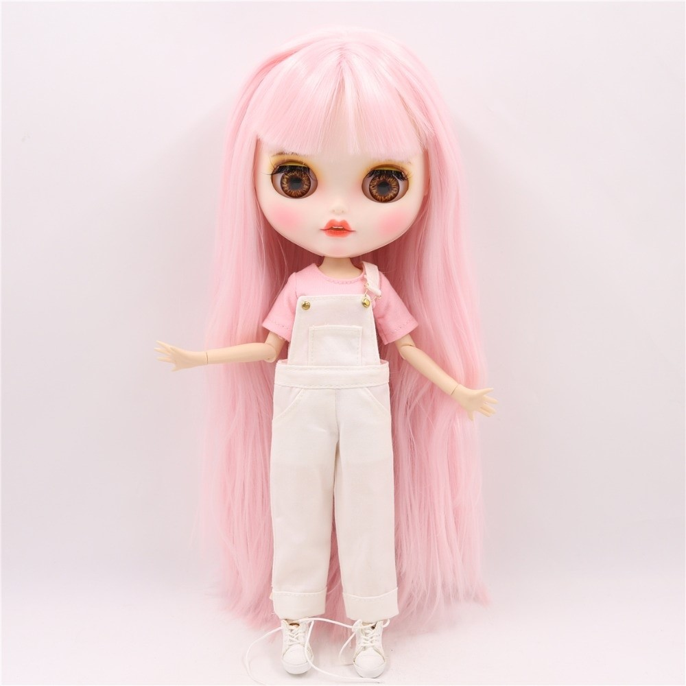 Maggie - Premium Custom Blythe Doll with Clothes Smiling Face Premium Blythe Dolls 🆕 Smiling Face