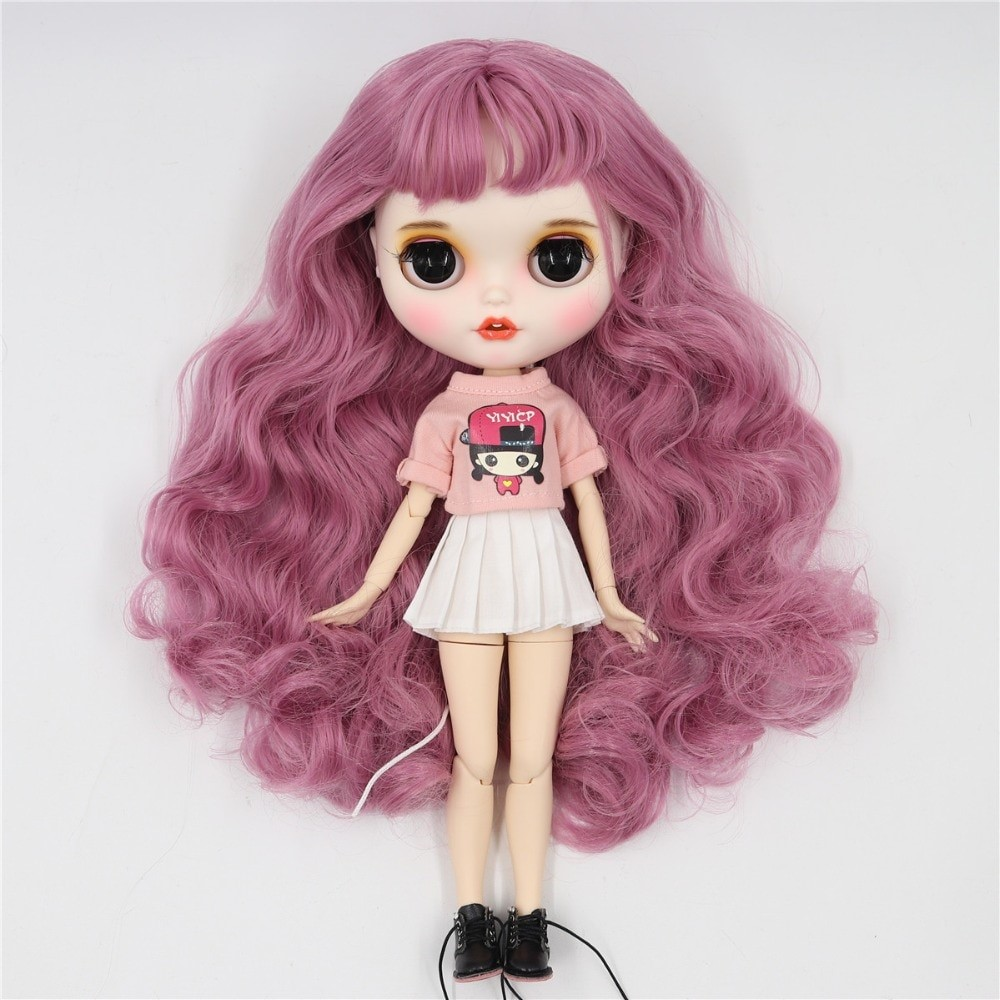 Myrtle - Premium Custom Blythe Doll with Clothes Smiling Face Premium Blythe Dolls 🆕 Smiling Face