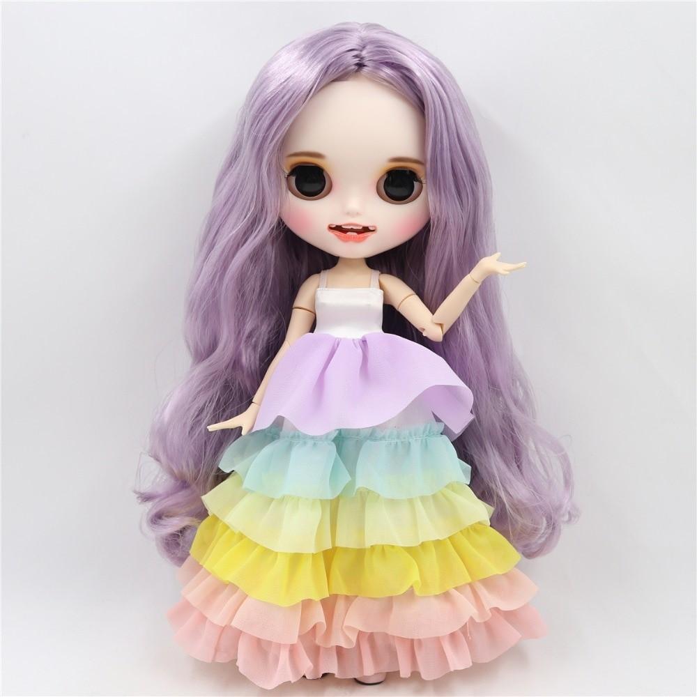 Petra - Premium Custom Blythe Doll with Clothes Smiling Face Premium Blythe Dolls 🆕 Smiling Face