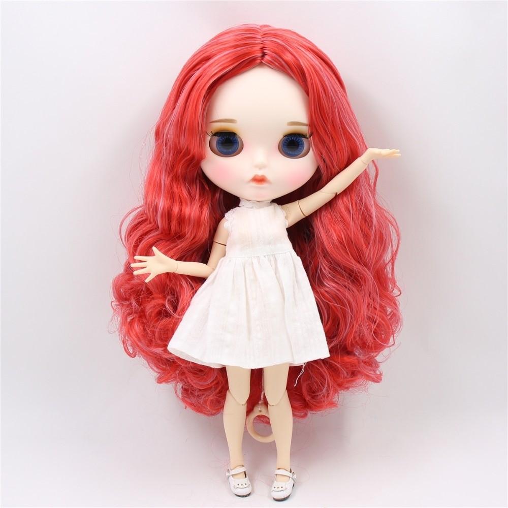 Athena – Premium Custom Blythe Doll with Clothes Pouty Face Pouty Face Premium Blythe Dolls 🆕