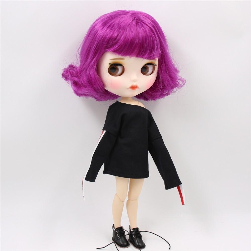 Gabriela – Premium Custom Blythe Doll with Clothes Pouty Face Pouty Face Premium Blythe Dolls 🆕